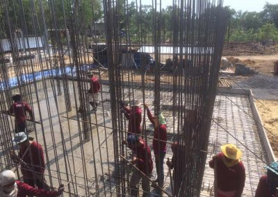 Manjushri_Retreat_Center_Thailand_Stupa_Construction_201606_6
